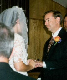 Highlight for Album: Paul and Dodie's Wedding, Summer 1998
