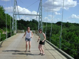Highlight for Album: Regency Bridge, June 2002